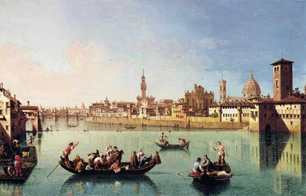 Quando a firenze esistevano 7 stabilimenti balneari la terrazza di michelangelo - Magazzino della piastrella e del bagno firenze fi ...