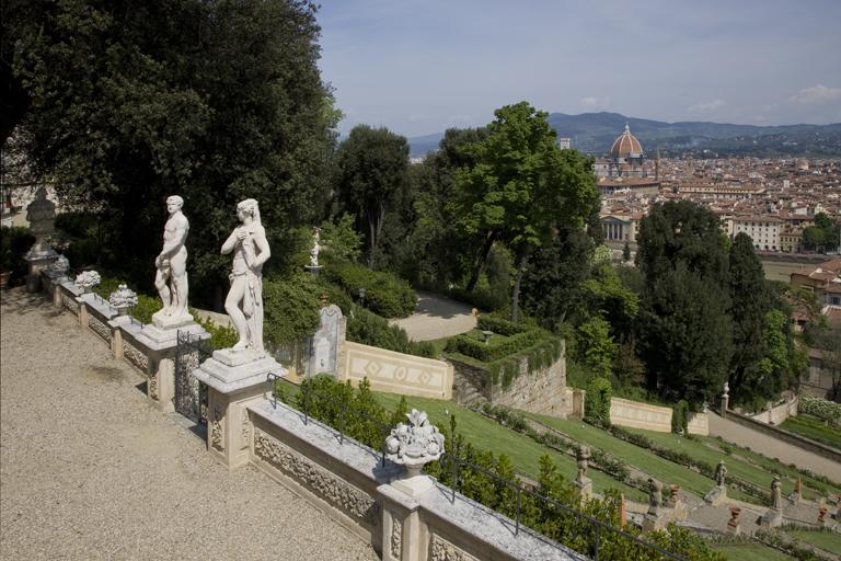 Tutto quello che avreste voluto sapere sui giardini di Firenze | La ...