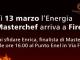 La fiorentina di Masterchef al Punto Enel di Firenze giovedì 13 marzo