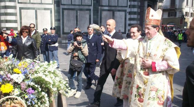 Settimana Santa blindata: Cardinale Betori invita a non fare dirette Messe parrocchiali durante cerimonie del Papa