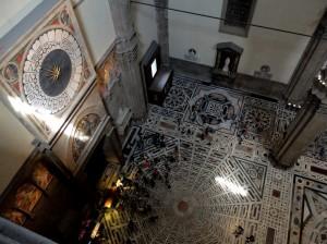 Duomo di Firenze Orologio di Paolo Uccello 2