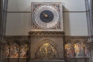 202888 0015 3607552 Firenze, presentazione del restauro dell'orologio del Duomo 2014-05-20 © Niccolo' Cambi/Massimo Sestini