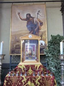 Reliquia Patrono alla Loggia Bigallo - foto Giornalista Franco Mariani (3)
