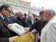 Speciale dono della chiesa fiorentina a Papa Francesco