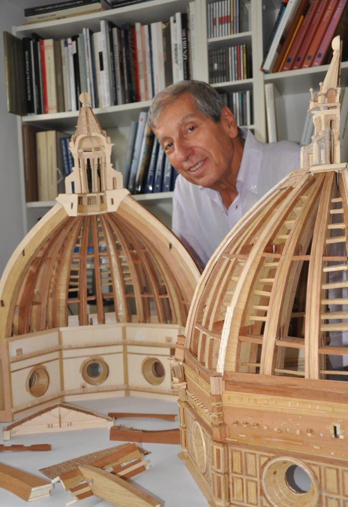 la cupola del duomo e l architettura internazionale la terrazza di michelangelo. Black Bedroom Furniture Sets. Home Design Ideas