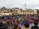 Scout in Piazza Annigoni per il 70esimo anniversario della Rinascita dopo il Fascismo