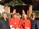 Firenze: Presepe in terracotta sul Sagrato del Duomo