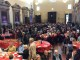 Non è Natale senza il pranzo per gli emarginati di Sant'Egidio