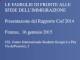 Presentazione Rapporto 2014 del Centro Internazionale Studi Famiglia