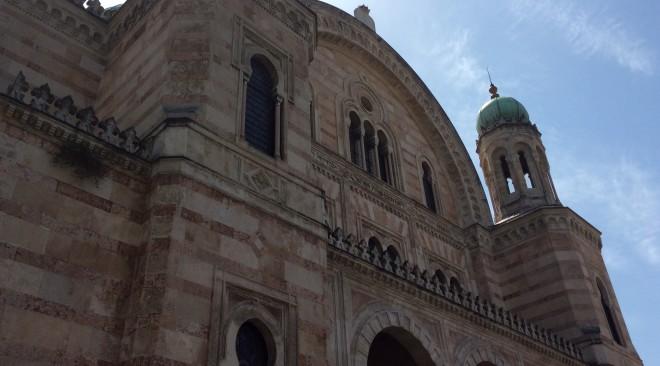 Il Prefetto in visita alla Sinagoga di Firenze