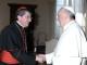 Papa Francesco arriva a Firenze