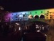 Ponte Vecchio con i colori dell'Arcobaleno