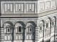 Ultime fasi del restauro del Battistero di Firenze