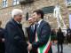 Presidente Mattarella a Firenze per i 150 anni di Firenze Capitale d'Italia