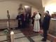 Cerimonia alla tomba Cardinale Ermenegildo Florit nel 30° Anniversario morte