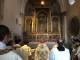 Firenze 8 dicembre 2015: Benedizione Presepe e Omaggio Madonna in Piazza Duomo