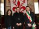 Cardinale Betori a Palazzo Vecchio per consegnare il messaggio di Papa Francesco