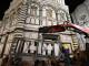 Lo spettacolare trasporto della Porta Sud del Battistero di Firenze