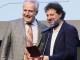 Intervista a Leonardo Pieraccioni, premiato con il Gonfalone d'Argento Regione Toscana