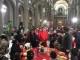 Pranzo di Natale 2016 del Cardinale Betori e Sant'Egidio con i poveri di Firenze