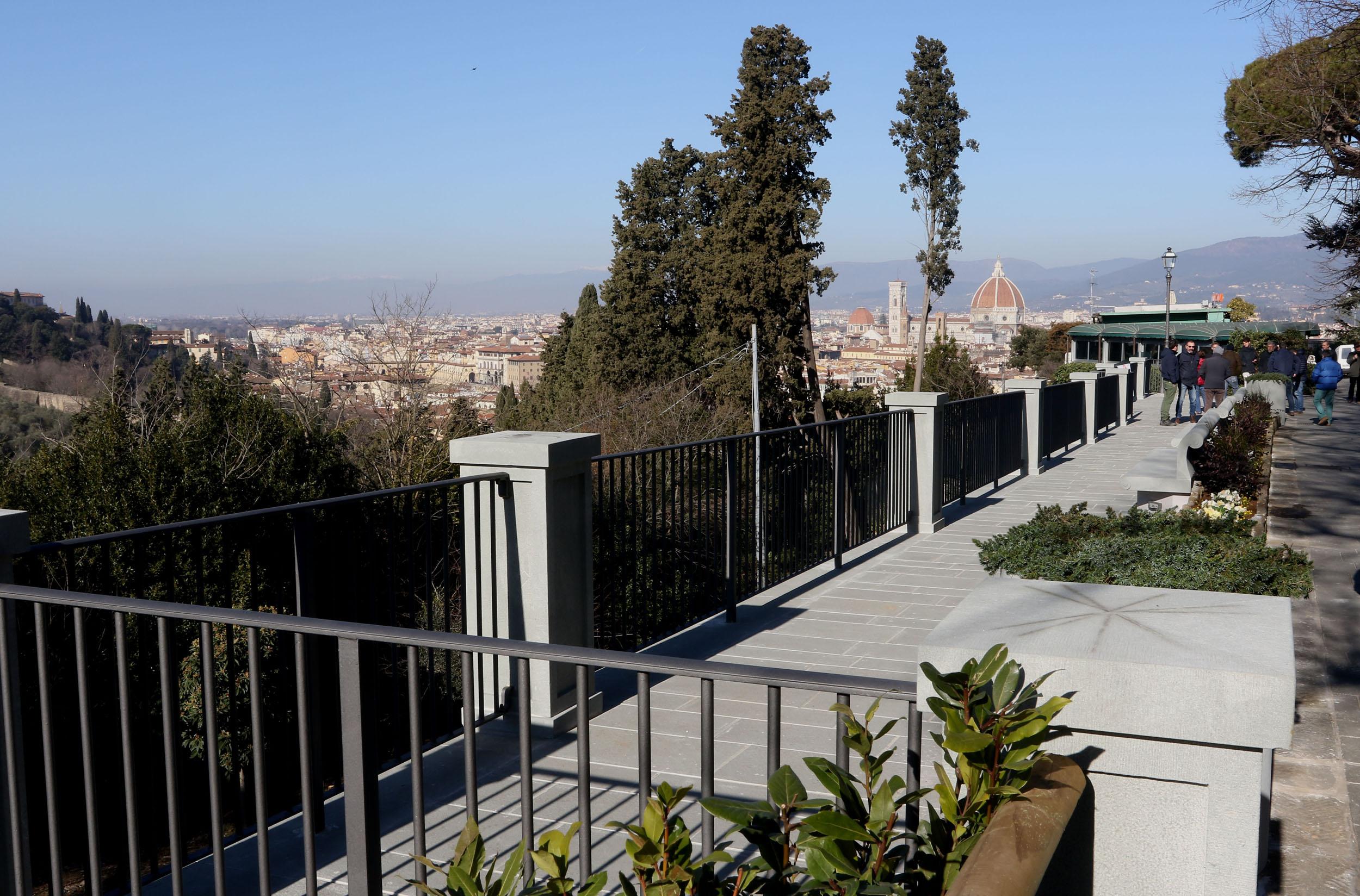 Nasce A Firenze Il Belvedere Vittorio Sermonti La Terrazza