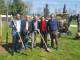 Parco dell'Albereta: piantati 8 nuovi alberi