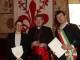 Cardinale Betori consegna al Comune il Messaggio di Pace di Papa Francesco