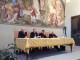 Il Cardinale Segretario di Stato Vaticano parla al clero fiorentino