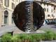 Piazza San Firenze: installata statua di Helidon Xhixha