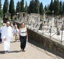 Cimitero delle Porte Sante: a settembre lavori di messa in sicurezza