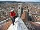 La spettacolare manutenzione del Campanile di Giotto e della Cupola del Brunelleschi