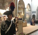Celebrata dai Carabinieri di Firenze la Patrona Virgo Fidelis