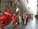 Corteo degli Auguri Natalizi 2017 della città di Firenze