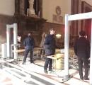 Installati i Metal detector agli ingressi dei monumenti del Duomo