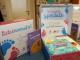 Kit di benvenuto del Comune per i nuovi nati con prodotti per la prima infanzia