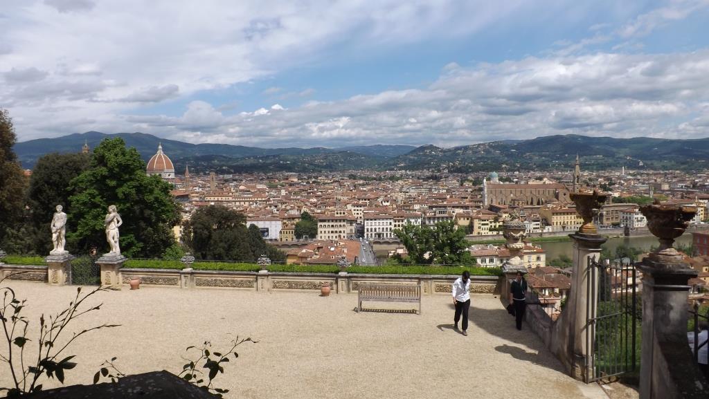 Ingresso gratuito al Giardino Bardini per i residenti di Firenze ...