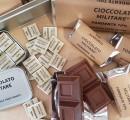 Il Cioccolato Militare arriva sul mercato