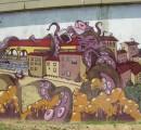 Murales, graffiti, stencil: ecco la mappa della street art a Firenze
