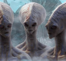 """Stephen Hawking: """"Gli alieni esistono. Smettetela di cercarli, sono molto pericolosi"""""""