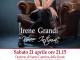"""La """"dolce forza"""" di Irene Grandi sabato all'Oratorio di Ponte a Ema"""