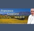 VIDEO Papa Francesco a Loppiano – 10 maggio 2018