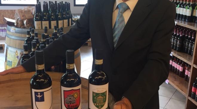 Calcio Storico fiorentino: tre etichette di vino speciali per Bianchi, Verdi e Rossi