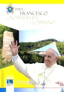 papa Francesco loppiano e nomadelfia