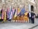 Restaurate grazie alla donazione di Scramasax le 20 bandiere antiche dei 4 rioni di Firenze