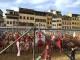 Calcio Storico Fiorentino: video della seconda partita Bianchi-Verdi torneo 2018