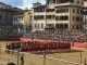 Festa di San Giovanni Battista: la finale Verdi-Rossi del Calcio Storico 2018