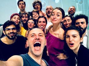 Sogno di una notte di mezza estate - Serdar Bilis e gli allievi de L'Oltrarno