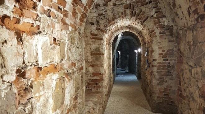 Aprono al pubblico i sotterranei della Fortezza da Basso