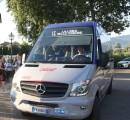 I mini bus dell'Ataf sbarcano alle Cascine con LC (Linea delle Cascine)