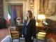 Il nuovo Prefetto di Firenze Laura Lega incontra la stampa cittadina